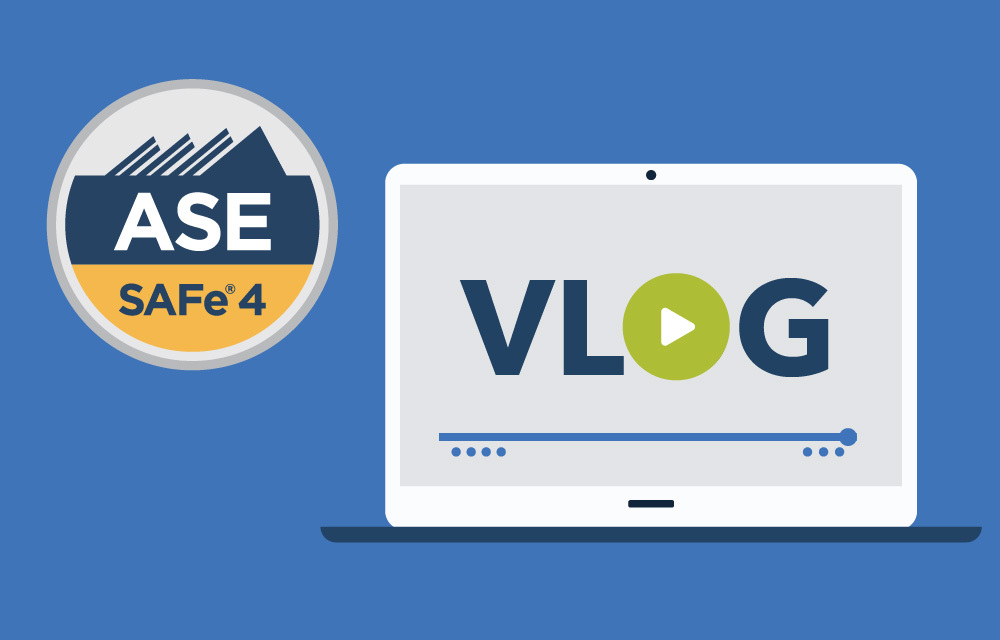 New Agile software engineering video blog series