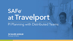 Customer story: SAFe at Travelport