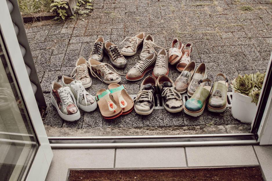 Schuhbräuche auf der ganzen Welt